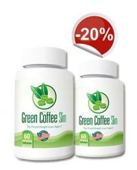 Khi mua 2 hộp green coffee slim sẽ được giảm ngay 45%