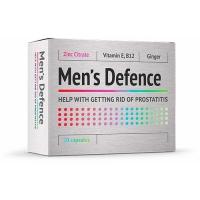 Men's Defence đánh bay viêm tuyến tiền liệt nhanh chóng