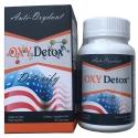 Oxy Detox USA - Hạ Đường Huyết - Bảo Vệ Sức Khỏe Người Bị Tiểu Đường