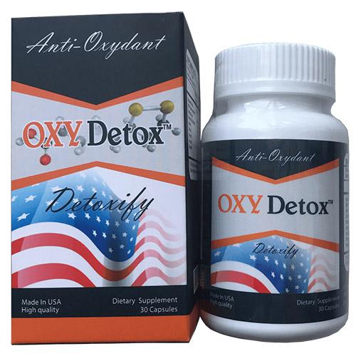 sản phẩm oxy detox