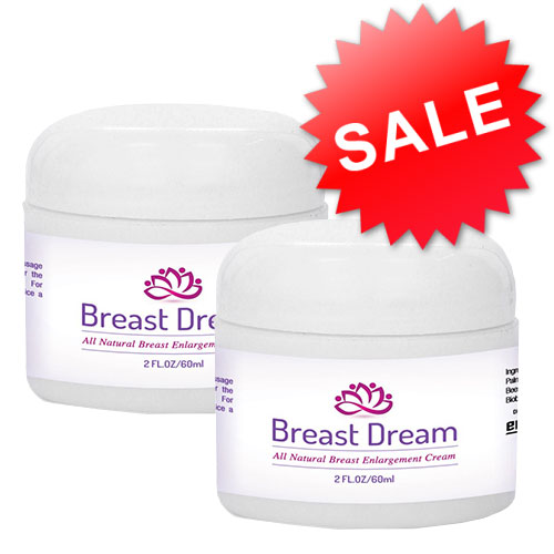 Combo Upsize Breast Pro Dream
