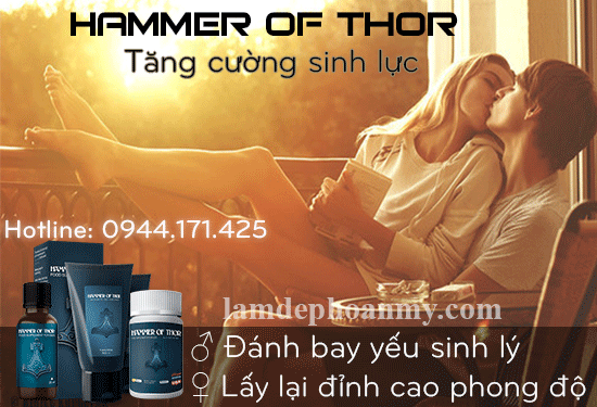 Hammer Hammer of Thor mua the main maker