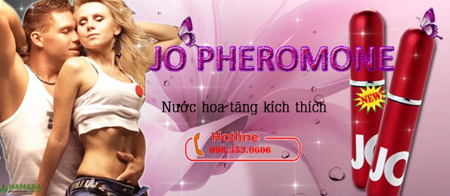Jo Pheromone